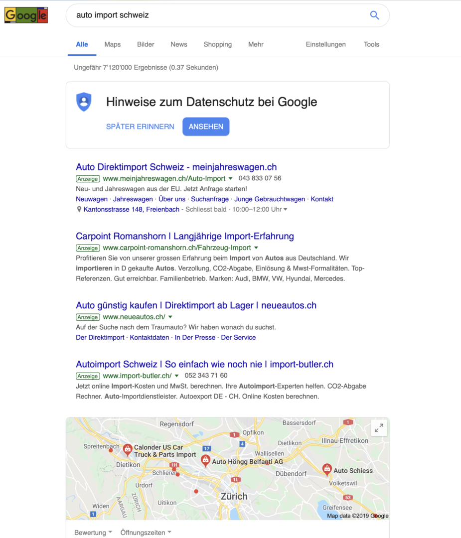 Google Ads - Search