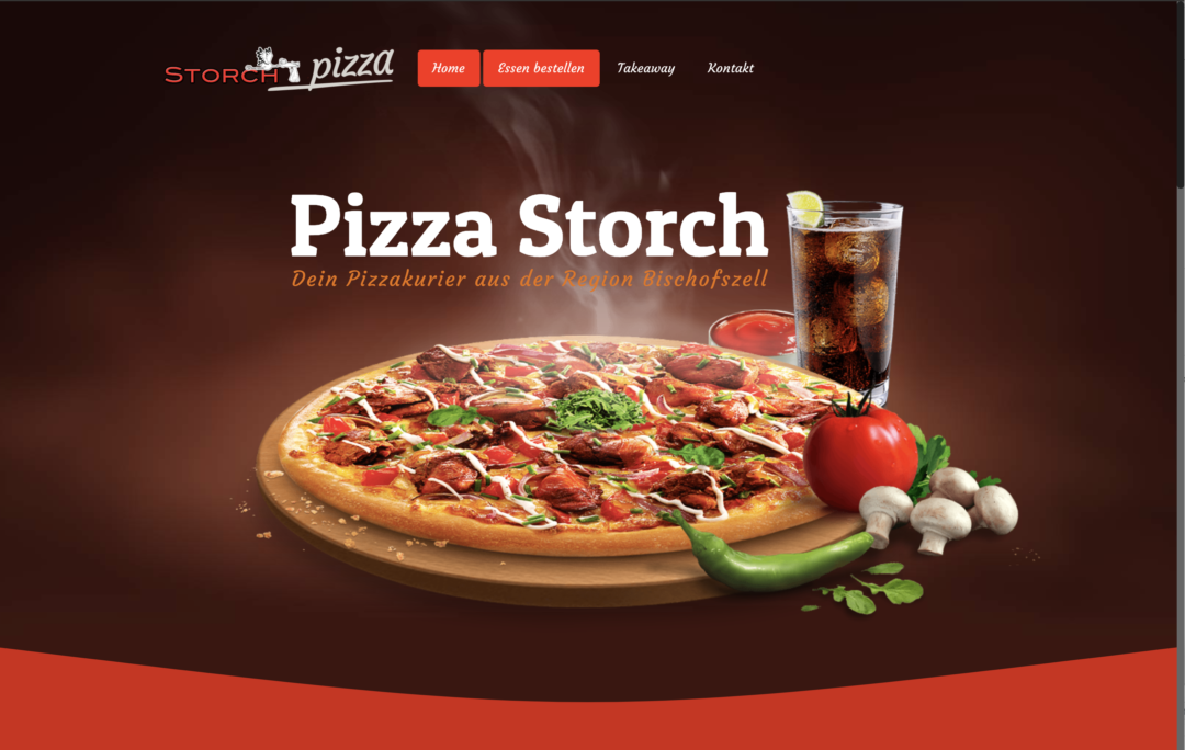 Pizza Storch